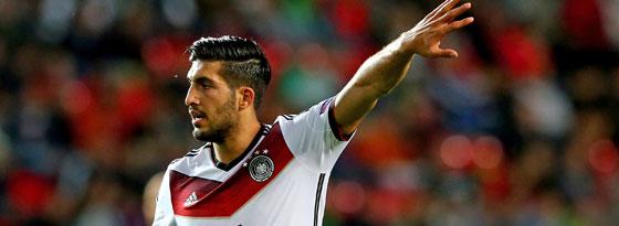 Liverpools Emre Can als Anführer der deutschen U-21-Auswahl.