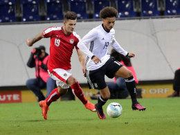Zehntes Spiel, zehnter Sieg: U 21 schlägt Österreich
