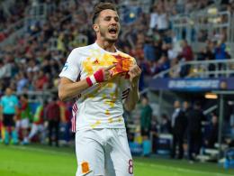 Spanien über Portugal im Halbfinale