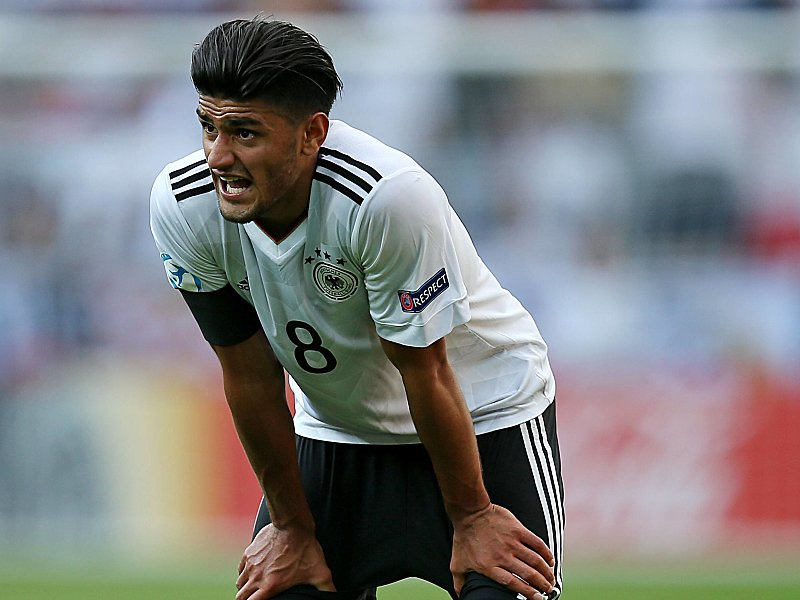 Marcel Hartel in U21-Nationalmannschaft berufen