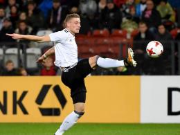 Trotz Führung: Deutsche U 21 verliert in Norwegen
