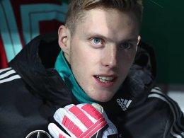 Der Daumen: Müller muss U-21-Debüt verschieben