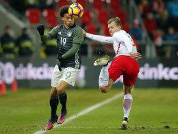 Erste Kuntz-Niederlage: U 21 verliert in Polen