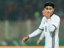 Dahoud reist ab - Kehrer erstmals für U 21 nominiert