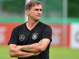 Kuntz benennt Kader für die U-21-Europameisterschaft