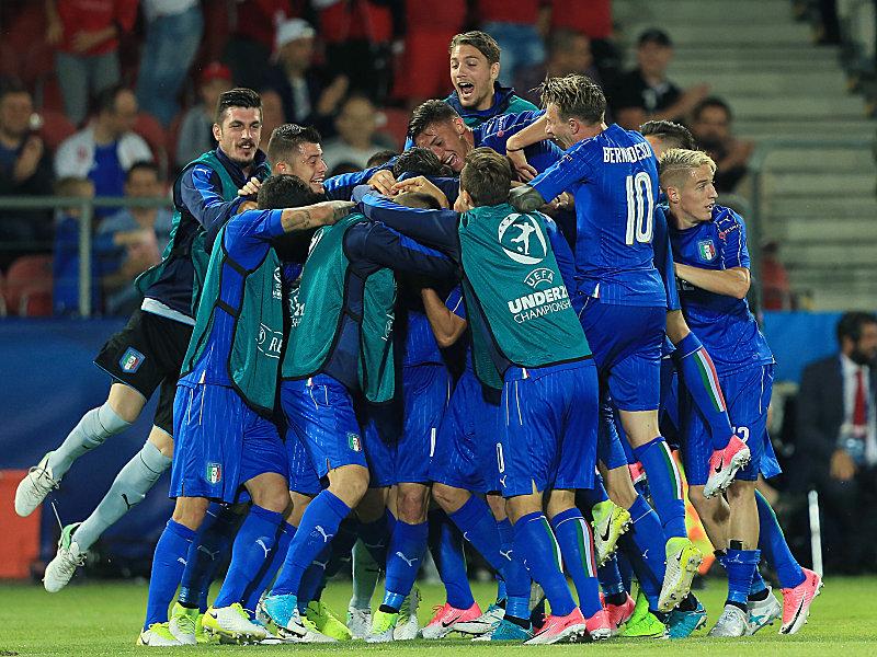 U21-EM: Italien-Keeper Donnarumma mit Spielgeld beworfen - Drohungen in der Heimat