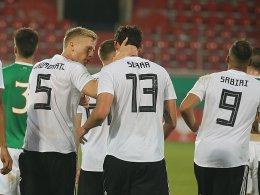 Trotz Vorab-Qualifikation: U 21 überzeugt