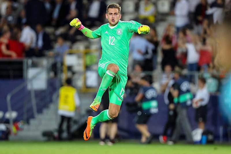 UEFA-U-21-EM-Elf: Sechs Deutsche dabei