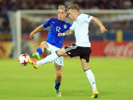 Deutsche U 21 trotz Niederlage im Halbfinale