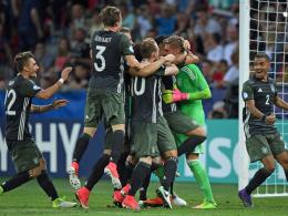 Deutsche U 21 dank Elfmeterheld Pollersbeck im Finale
