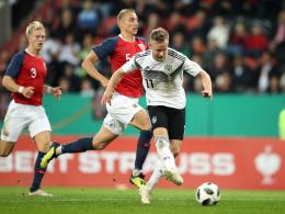 2:1 gegen Norwegen! Die U 21 löst das EM-Ticket