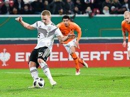 3:0! Deutsche U 21 gewinnt das Prestigeduell