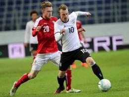 Arnold leitet Deutschlands zehnten Quali-Sieg ein
