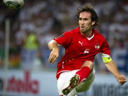 Neuer Kapitän: Der Schalker Christian Fuchs ist Spielführer der österreichischen Nationalmannschaft.