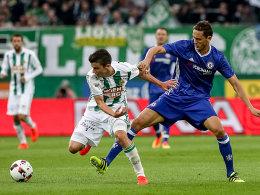 Tolle Stadioner�ffnung: Rapid schl�gt Chelsea