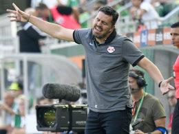 Leipzigs Ausbildungsverein? Salzburg-Trainer frustriert