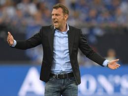 Kritik an Schalke: Weinzierl über seine ÖFB-Absage