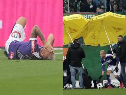 Wiener Skandal-Derby: Holzhauser verhindert Abbruch