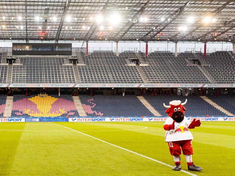 Red Bull Salzburg will das Stadion verkleinern