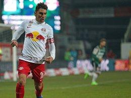 Salzburgs Soriano wechselt nach China