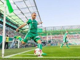 Rapids Pflichtspielrekord: Steffen Hofmann zieht gleich