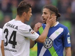Rodriguez und Xhaka fehlen der Schweiz