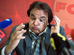 14 Monate! Schweizer ziehen Prügel-Präsidenten aus dem Verkehr