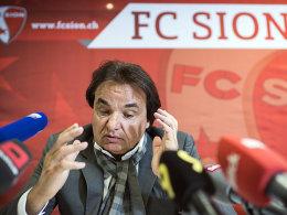 Constantin und Fringer beenden Streitigkeiten