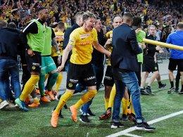 Nach 32 Jahren: Bern wieder Meister