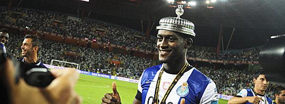 Matchwinner: Jackson Martinez traf spielentscheidend für den FC Porto.