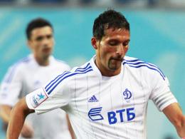 Weiter punkt- und torlos: Kevin Kuranyi unterlag mit Dynamo Moskau auch dem Pokalsieger Rubin Kasan.