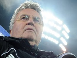 Projekt Machatschkala: Guus Hiddink will den Retortenklub Anschi in die Weltspitze führen.