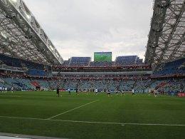 FC Sotschi meldet sich ab - Keine Spiele in WM-Stadion