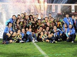 Pokalsieger Fenerbahce: Teilnahme am Europapokal ist gesichert.