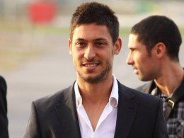 Will sich in Kayseri für einen Einsatz im türkischen Dress empfehlen: Malik Fathi.