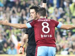 Rückkehr nach Deutschland? Baris Özbek hat seinen Kontrakt bei Trabzonspor aufgelöst.