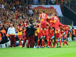 Galatasaray feiert ausgelassen den zweiten Meistertitel in Folge
