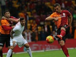 Podolski trifft - doch Galatasaray gewinnt wieder nicht