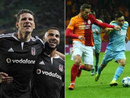 Gomez hofft auf T�re, Podolski auf den Anschluss