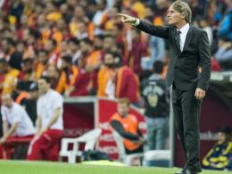 Riekerink bleibt Podolskis Coach