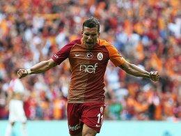 Podolski: Galatasarays umjubelter Held