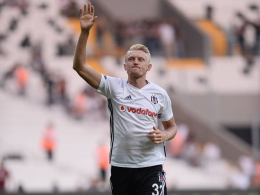 Besiktas' Beck: