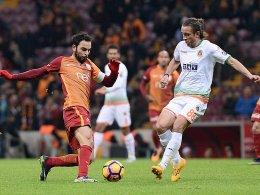 Galatasaray siegt souverän und verkürzt Rückstand
