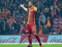 Galatasary siegt - Podolski wieder da