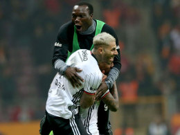 Besiktas siegt im Derby bei Galatasaray