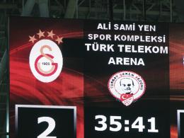Auf Druck von Erdogan: Galatasaray benennt Stadion um