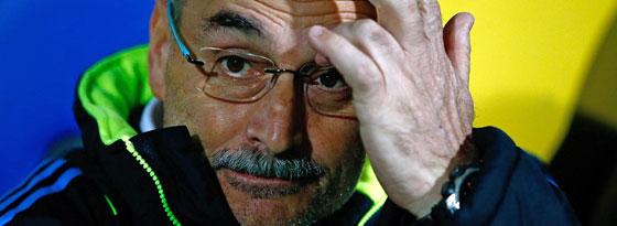 Nicht mehr Trainer von Panathinaikos: Fabriciano González.