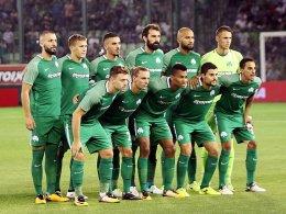 Panathinaikos droht Europapokal-Ausschluss