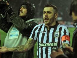 Titel in Gefahr: PAOK droht nach Eklat Punktabzug