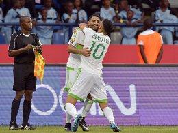 Mahrez allein reicht nicht - Sieg für Senegal